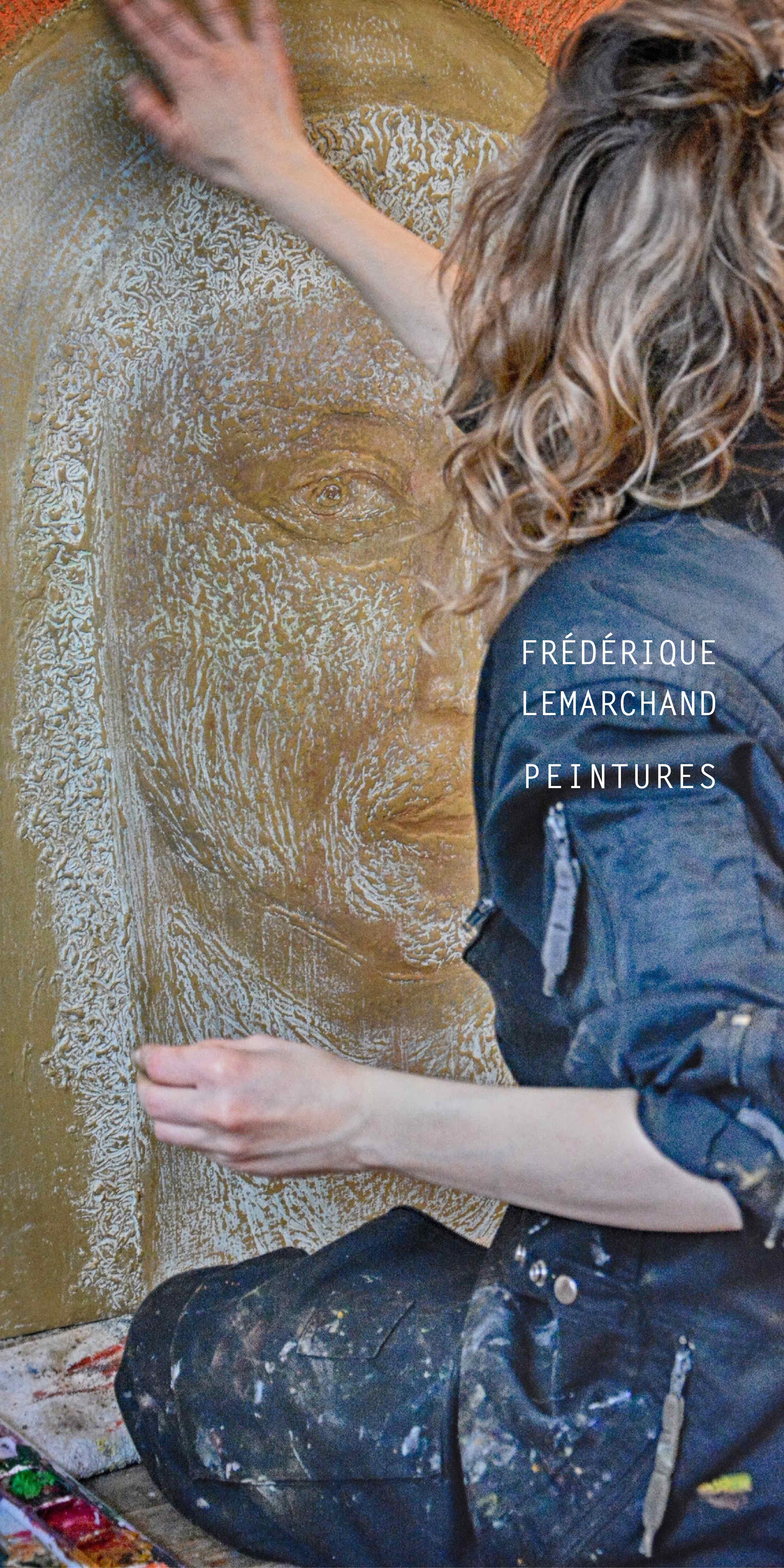 Catalogue peintures Frédérique Lemarchand